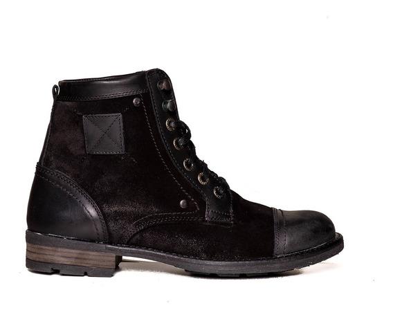 Zapatos Borcegos Ringo Buskin Cuero