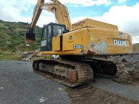 Excavadora John Deere 330 Lc