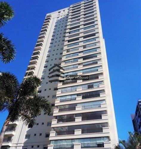 Apartamento Para Venda Em São Paulo, Campo Belo, 4 Dormitórios, 4 Suítes, 5 Vagas - 0465_1-1331524