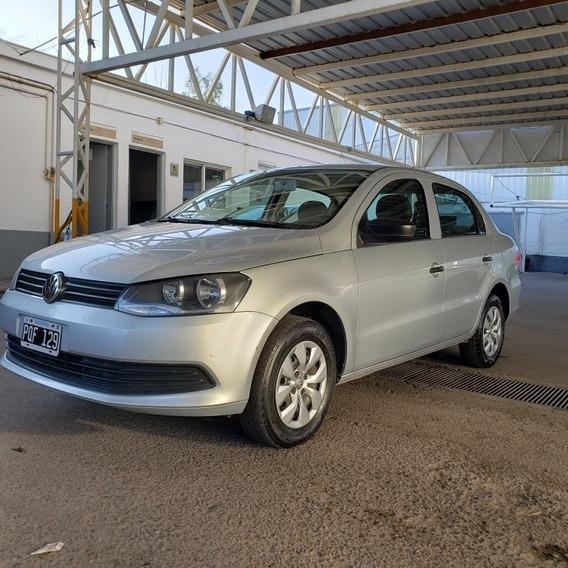 Volkswagen Voyage Confortline Plus 2016 Nuevo Permuto