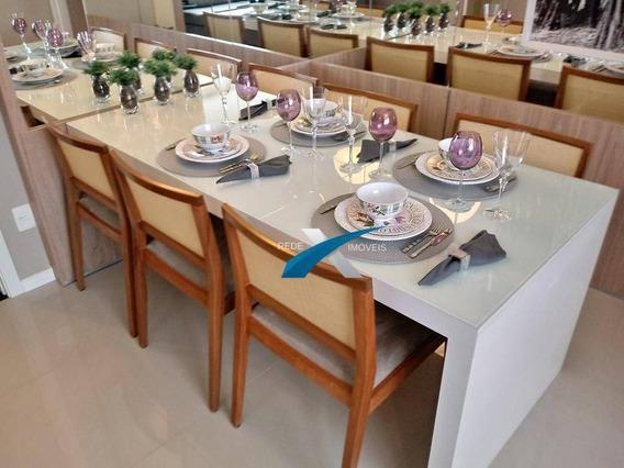 Apartamento Com 2 Dormitórios À Venda, 66 M² Por R$ 586.490 Rua Genoveva De Souza, 879 - Sagrada Família - Belo Horizonte/mg - Ap0589