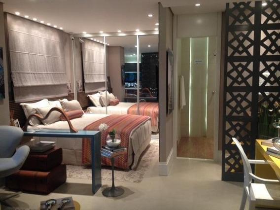 Apartamento Em Continental, Osasco/sp De 41m² 1 Quartos À Venda Por R$ 348.000,00 - Ap428110