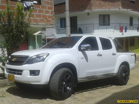 Chevrolet Luv D-max Blindado