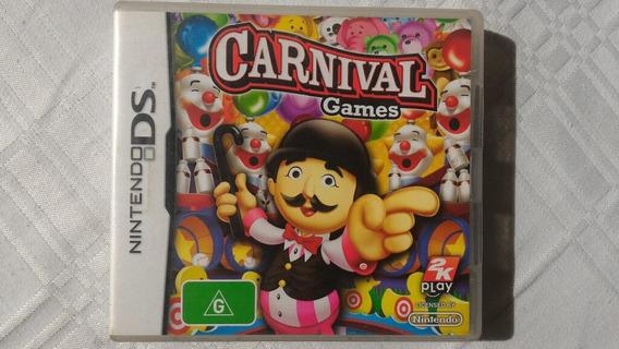 Carnival Games - Nintendo Ds