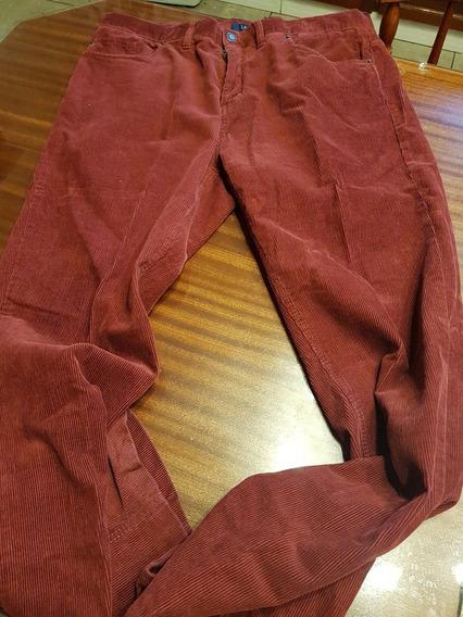 Pantalon De Corderoy Legacy T 34