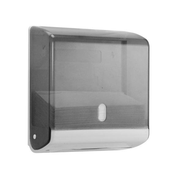 Porta Papel (toalheiro) Para Papel De 2 Ou 3 Dobras