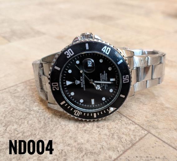 Submariner Relógio Submariner Com Catraca Preta