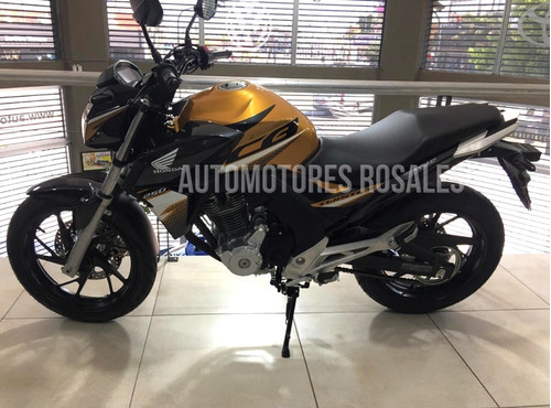 Honda Twister 250 - Automotores Rosales