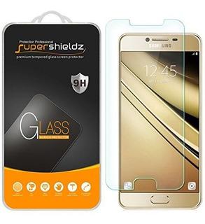 Paquete De 2 Supershieldz Para Samsung Galaxy C7 Protector D