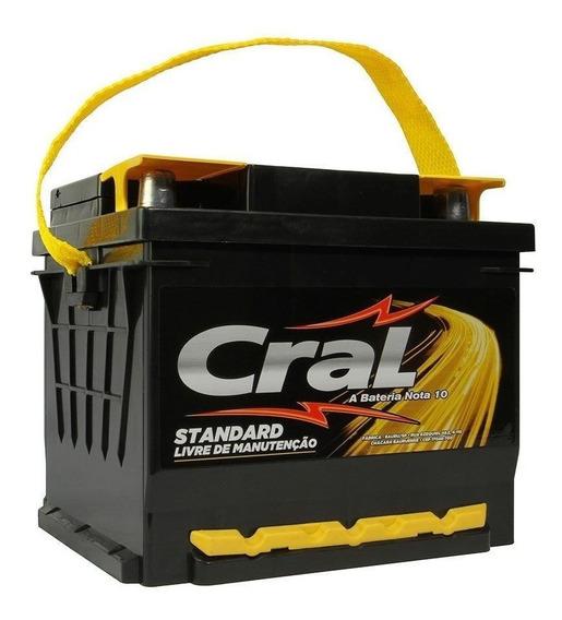 Bateria Selada Carro Cral Cx60ah Cs50 Amperes