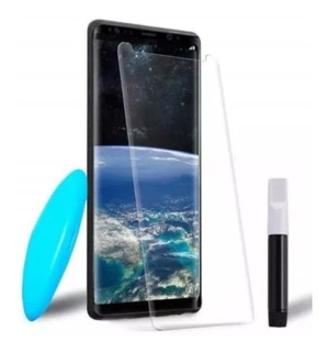 Película Uv Cola S8 S9 Plus S7 Edge Note 9 S10 / Plus / Lite