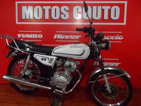 Winner Cg 125 Modelo Nuevo Inpecable Motos Couto