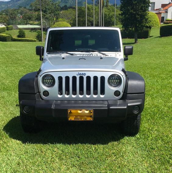 Jeep Rubicon 3.800cc