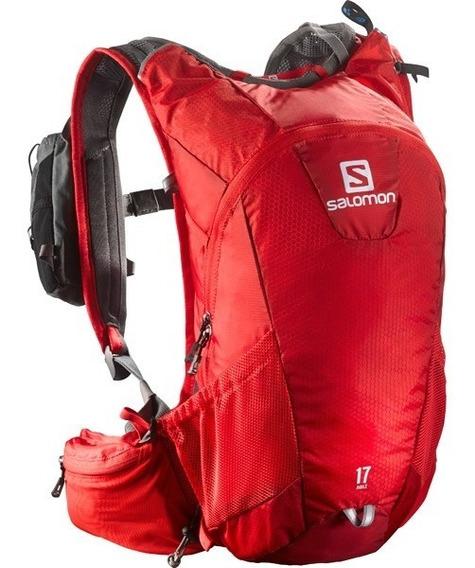 Mochila Salomon Agile 17 Litros Aventura Trekking Running