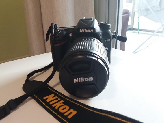 Kit Camera Fotográfica Nikon D7200 + Acessórios