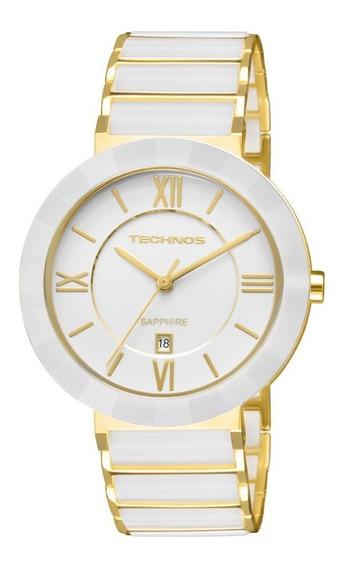 Relógio Technos Feminino Elegance Ceramic 2015bv/4b Nfe