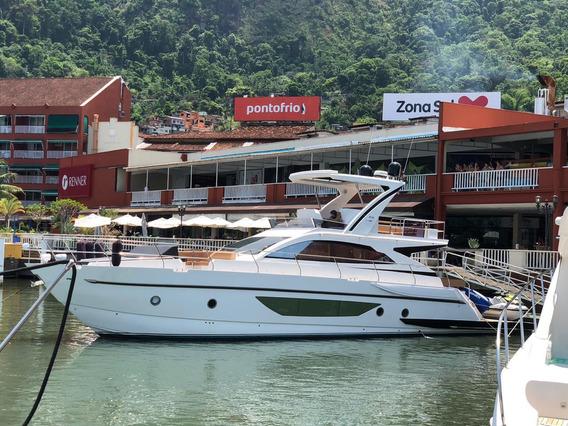 Lancha Cimitarra 640 - Ñ Sedna Intermarine Azimut