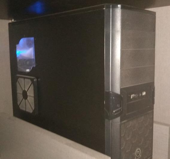 Computador Desktop Intel I5 7400 3ghz 16gb R7 370 Ssd 240gb
