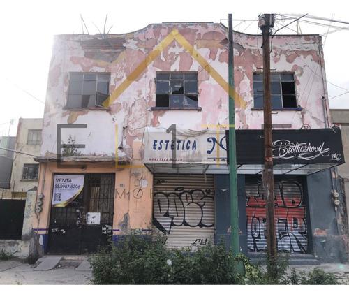Imagen 1 de 14 de Casa En Venta Para Demoler