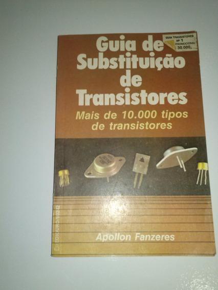Manual Guia De Substituição De Transistores.