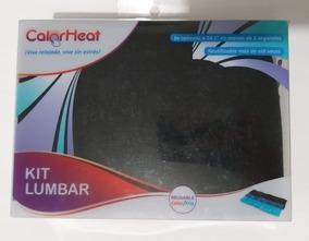 Compresa Calor Heat (calor En Un Click) Kit Lumbar Y Guante