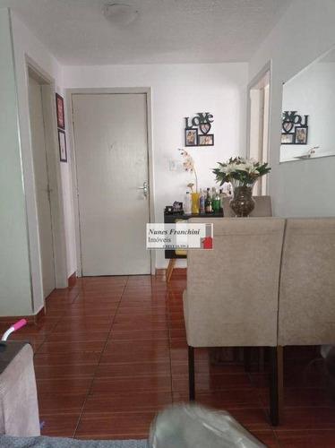 Apartamento C/ 02 Dorm. À Venda, 45 M² Por R$ 229.990 - Freguesia Do Ó - São Paulo/sp - Ap8390