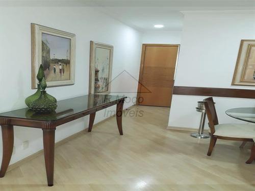 Apartamento Mobiliado - Lindo - Metro Guilhermina - 425