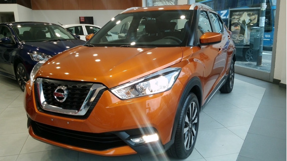 Nissan Kicks Advance Manual 1.6 0km Oferta Entrega Ya