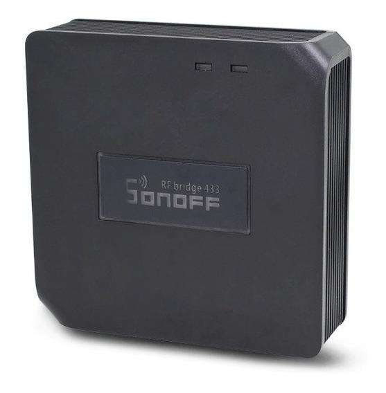 Sonoff Bridge Rf433mhz / Wifi - A Pronta Entrega