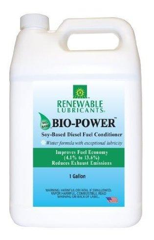 Imagen 1 de 1 de Lubricante Industrial - Renewable Lubricants Bio-power Winte
