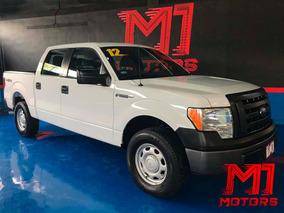 Ford F-150 Xl Crew Cab V8 At 2012 Blanca $ 254,000