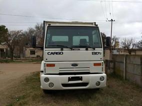 Ford Cargo 1317 , Carroceria Sider