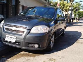 Chevrolet Aveo 1.6 Lt Muy Buen Estado!! Financio!! Permuto!!
