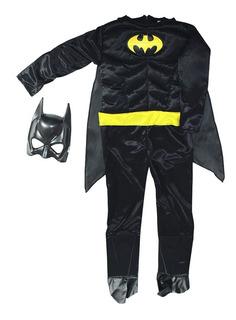 Disfraz Disfraces Super-heroes Batman Niños
