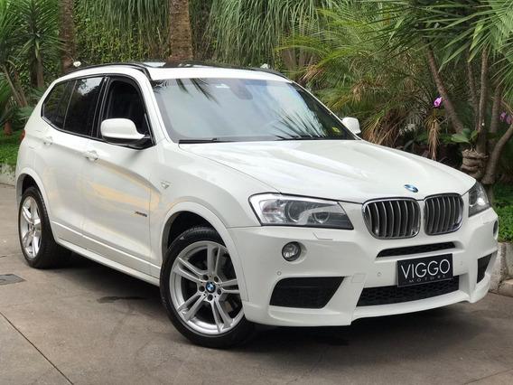 Bmw X3 3.0 35i 4x4 24v Gasolina 4p Automático