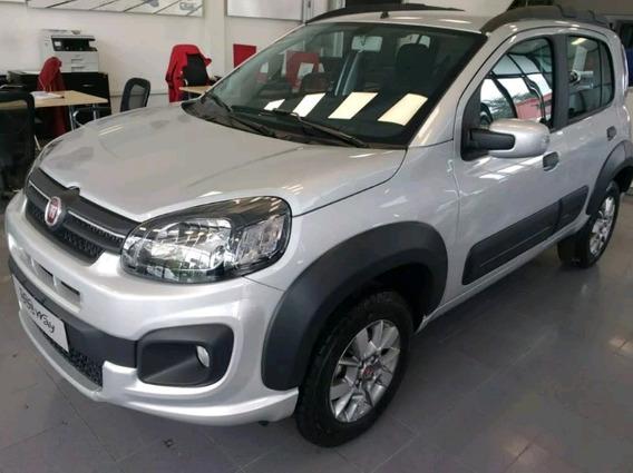 Fiat Uno Way - Retira Con $150.000 O Tu Usado! Cuota R