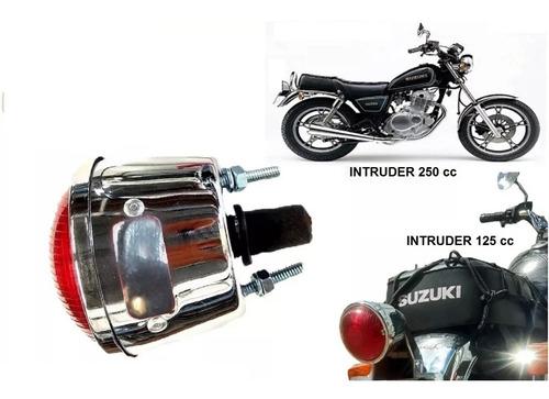 Lanterna Traseira Suzuki Intruder Adaptação