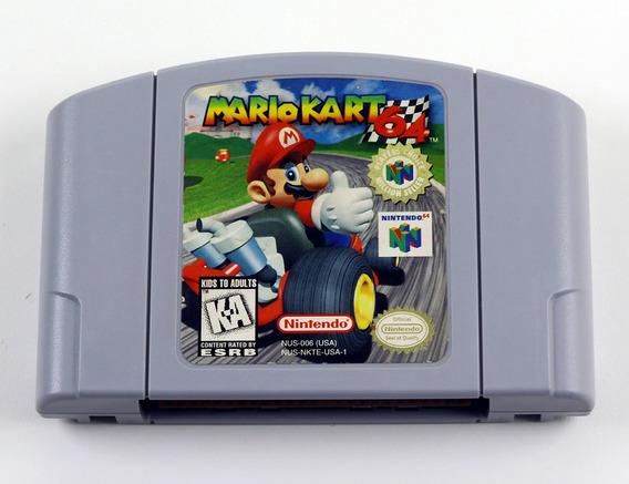 Mario Kart 64 Original Nintendo 64 N64