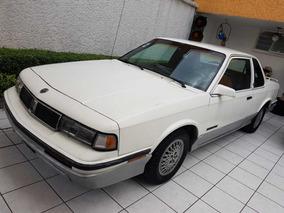 Chevrolet Cutlass Eurosport Manual 1988