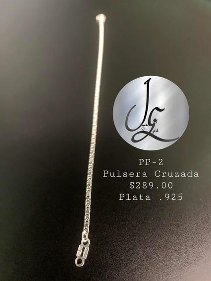 Pulseras Plata De Joyería La Estrella