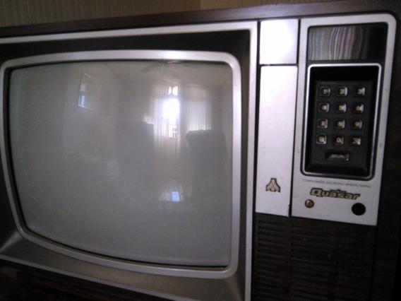 Tv Culon Quasar 19 Pulgadas Usado Inoperante