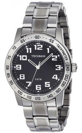 Relógio Technos Masculino Prata 2035xh/1p