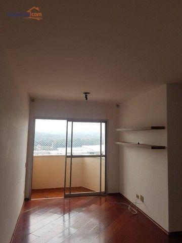 Imagem 1 de 9 de Apartamento Com 2 Dormitórios Para Alugar, 90 M² Por R$ 1.973/mês - Vila Guarani (zona Sul) - São Paulo/sp - Ap13281