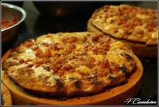 Precio De Locos Show De Pizza Y Calzone Con Mozzo Incl $140