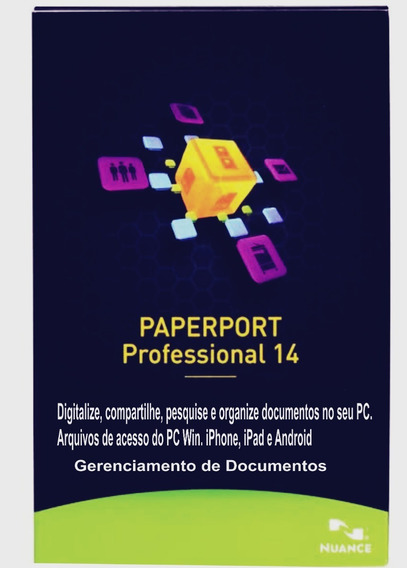 Paperport Professional 14 Portugues Envio Imediato Por Email