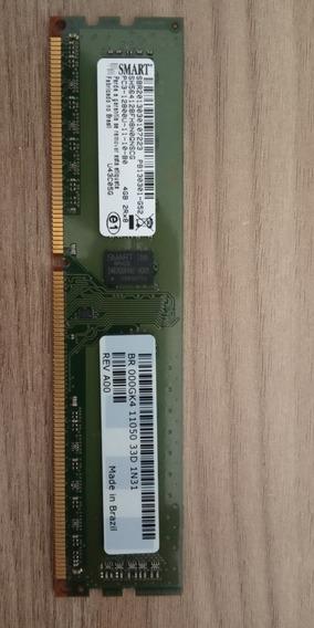 Memória Ram 4gb Ddr3 (desktop)