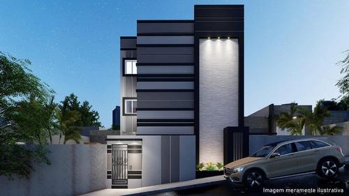 Casa À Venda, 38 M² Por R$ 230.000,00 - Vila Paulicéia - São Paulo/sp - Ca2175