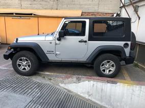 Jeep Wrangler 3.8 X Techo Rígido Aa 4x4 Mt
