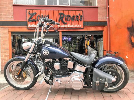 Harley Davidson Softail Custom 1340 Año 1993 Customizada
