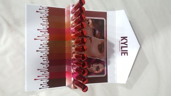 Labiales Kylie Nueva Edición Pack X 12 Unidades